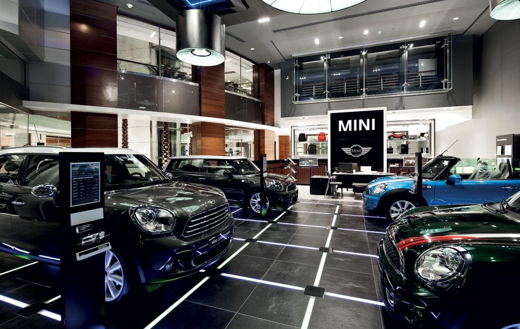 BMW, Rolls Royce, Mini Cooper | Diar Consult